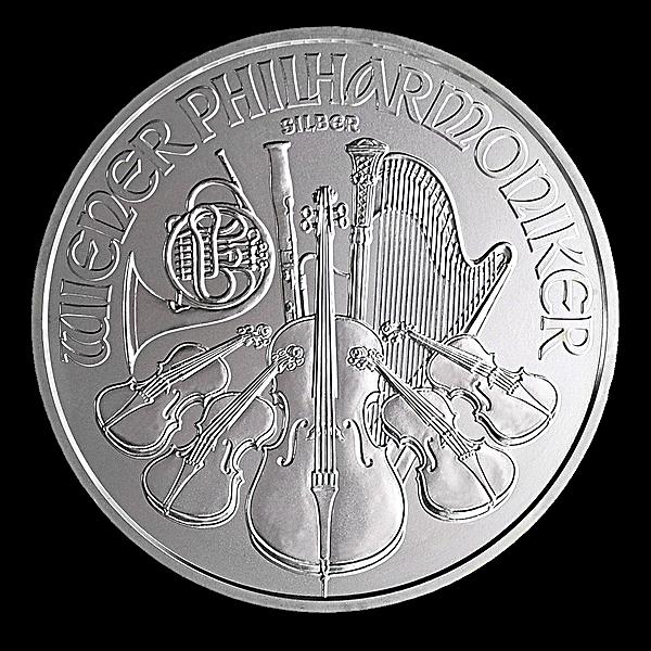 Austrian Silver Philharmonic 2019 - 1 oz