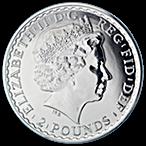 United Kingdom Silver Britannia 2013 - 1 oz  thumbnail