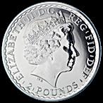 United Kingdom Silver Britannia 2014 - 1 oz  thumbnail