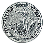 United Kingdom Silver Britannia 2016 - 1 oz  thumbnail