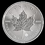 Canadian Silver Maple 2021 - 1 oz thumbnail