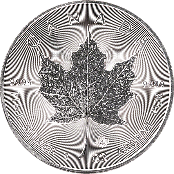 Canadian Silver Maple 2020 - 1 oz