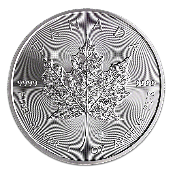 Canadian Silver Maple 2019 - 1 oz