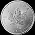 Canadian Silver Maple 2014 - 1 oz thumbnail