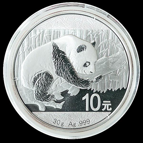 Chinese Silver Panda 2016 - 30 g