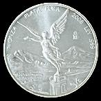Mexican Silver Libertad 2008 - 1 oz thumbnail