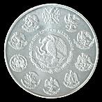 Mexican Silver Libertad 2010 - 1 oz thumbnail