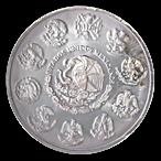 Mexican Silver Libertad 2019 - 5 oz thumbnail