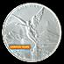 Mexican Silver Libertad - Various years - 1 oz thumbnail