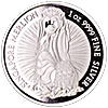 Singapore Silver Merlion Round - Low spread of 0.99% - 1 oz