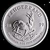 South African Silver Krugerrands