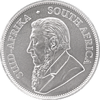 South African Silver Krugerrand 2020 - 1 oz thumbnail