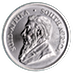South African Silver Krugerrand 2019 - 1 oz thumbnail