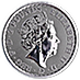 United Kingdom Silver Britannia 2018 - 1 oz  thumbnail