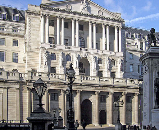 Bank of England Gold Vaults - Gold University - BullionStar