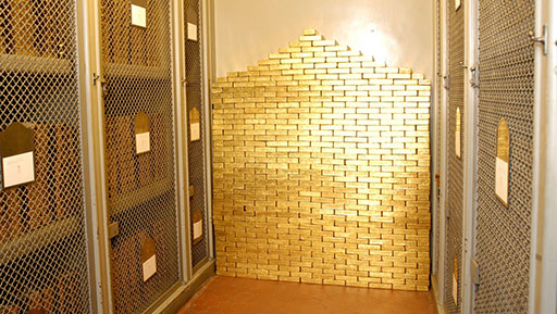Banque de France Gold Vaults - Gold University - BullionStar