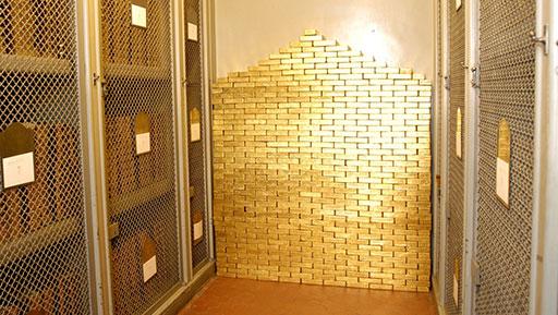 Banque de France Gold Vaults - Gold University - BullionStar