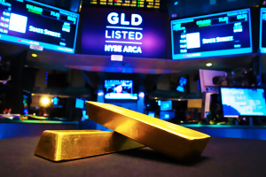 GLD fees fund the World Gold Council
