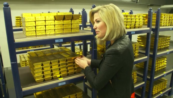 Central Bank Gold Policies - De Nederlandsche Bank (DNB) - Gold University - BullionStar