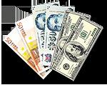 Singapore Dollar, US Dollar & Euro Account