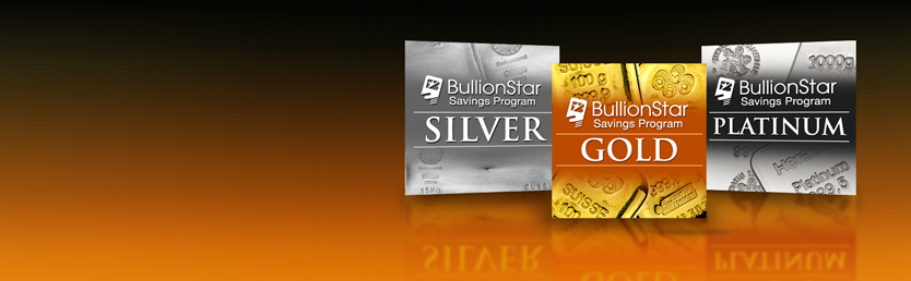 Bullion Savings Program