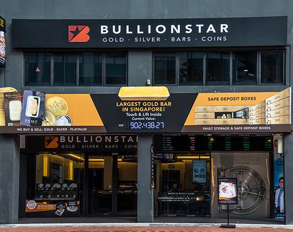 Bullion Center
